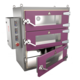 Laboratory Ovens find their application within research, development, medicine, microbiology and much more industrial sectors. Examples are incubators, steaming cabinets or circulation cabinets. As multi-chamber oven they are used as well within chemistry